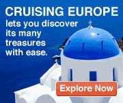 curise europe book vacation today